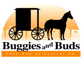 Buggies And Buds Logo